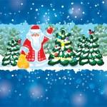Santa Claus. — Stock Vector #52266393