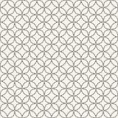 Repeating geometric background — Stock Vector