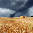 Countryside under the storm — Stock Photo #57440661