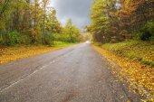 秋の最初の日 — ストック写真