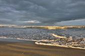 Mare tempestoso — Foto Stock