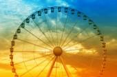 Ferries wheel — Stock Photo