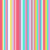 Striped Colorful Vintage Pattern — Wektor stockowy