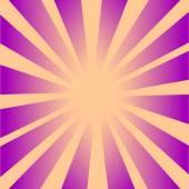 Retro Rays background 2 — Stock Vector