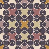 Abstrakten Mosaik geometrischen Muster — Stockvektor