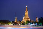 Wat Arun Ratchawararam Ratchawaramahawihan or Wat Arun (Temple of Dawn), Bangkok, Thailand — Stockfoto