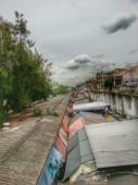 Doprava v bangkoku — Stock fotografie