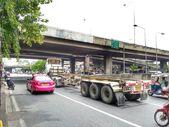 Transporte em bangkok — Foto Stock