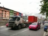 Vervoer in bangkok — Stockfoto