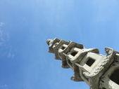 Thai temple — 图库照片