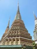 Thailändska tempel — Stockfoto