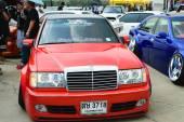 VIP Car Thailand car show meeting — Stock Photo