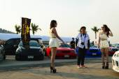 VIP Car Thailand car show meeting — Foto de Stock