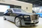 Rolls-Royce in the 36th Bangkok International Motor Show 2015 — Stock Photo