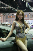 36th Bangkok International Motor Show 2015 — Stock Photo