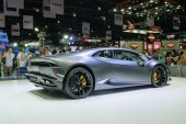 36a Bangkok International Motor Show 2015 — Foto Stock