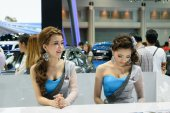 36th Bangkok International Motor Show 2015 — Foto Stock