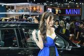 36th Bangkok International Motor Show 2015 — Stockfoto