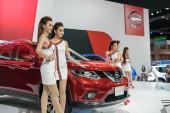 36th Bangkok International Motor Show 2015 — Stock Photo