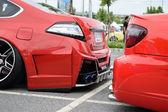 Vip-Auto in Vip Stil mag treffen No. 1 — Stockfoto