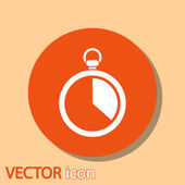 Stopwatch icon — Stock Vector