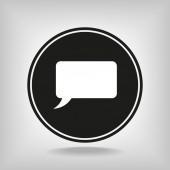 Program speech bubbles — Stock vektor