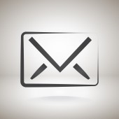 Envelope Mail icon — Stockvektor