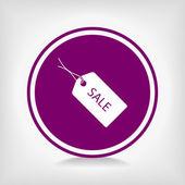 Символ признака продаж — Cтоковый вектор