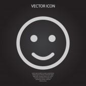 ícone de sorriso — Vetorial Stock