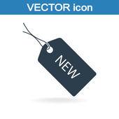 NEW tag icon — Vetorial Stock