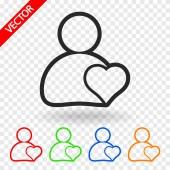 символ бизнесмена — Cтоковый вектор