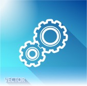 Technology icon — Stock Vector