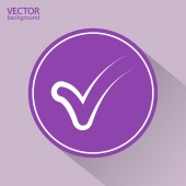 Confirm icons — Vecteur