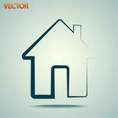 House icon — Stock Vector