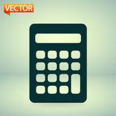 Calculator icon — Vettoriale Stock