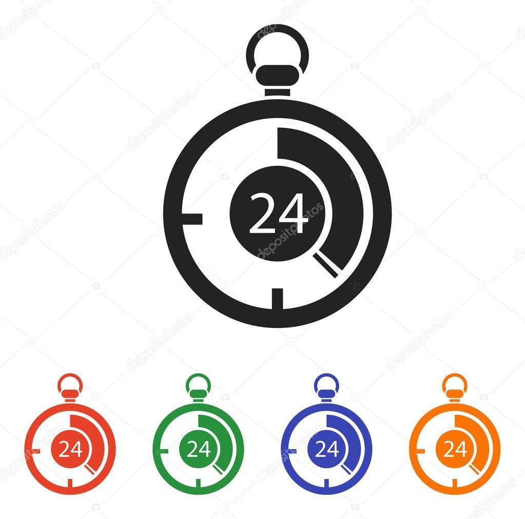 秒表图标 — 图库矢量图片 #57201583