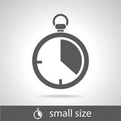 Stopwatch icon — Stock vektor