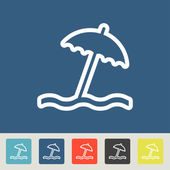 Meteorology icons set — Stock Vector