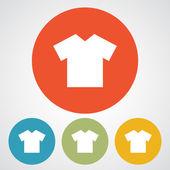 Tshirt Icon icon — Stock Vector