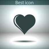 Heart Icon — Stock Vector