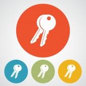 键图标设计 — 图库矢量图片