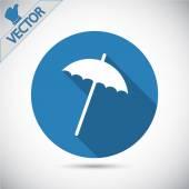 Umbrella icon — Wektor stockowy