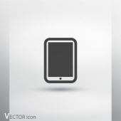Mobile smartphone icon — Stock Vector