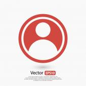 Символ связи, плоский дизайн — Cтоковый вектор