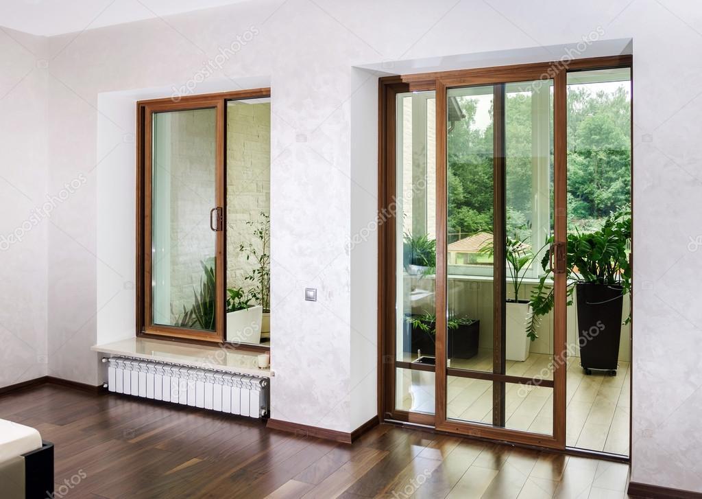 Nuevas puertas correderas de fibra de vidrio para terraza for Puertas para terrazas