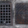 Sewer covers — Stock Photo #53930125