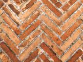 Bricks pavement — Stock Photo