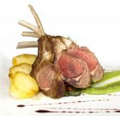 Lamb ribs — Stock Photo