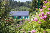 House of Claude Monet in Giverny — Stock Photo