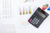 Bookkeeping and saving habits — Stock Photo